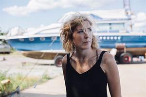 Amanda Svensson. Foto: Alexandra A. Ellis