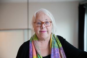 Marita Lärnestad (M), barnmorska, centrum, 64 år.