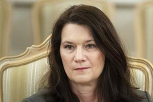 Sveriges utrikesminister Ann Linde (S). Foto: Pavel Golovkin/AP Photo