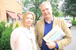 Ewa Wärmlöf Helmrich, vd, och Kalle Östgren, ny chefredaktör, delar inte Lars Rydings bild att tidningen skulle vara nostalgisk.