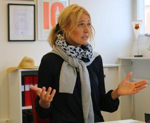 Maria Wilén känner orättvisa när det gäller kommnens indragna sponsorkontrakt.