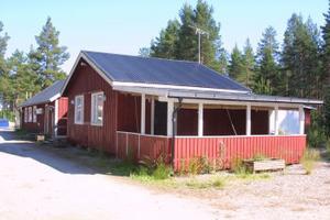 Restaurangen i Sörfjärden. Stängd i sommar.