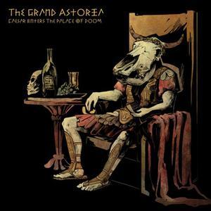 Omslaget till en av The Grand Astorias plattor.