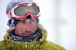 Henrik Windstedt ska i år försöka försvara sin världsmästartitel i extremskidåkning.  Foto: Mattias Fredriksson