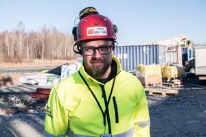 Kim Söderström, ordförande Byggnads GävleDala, skriver tillsammans med förbundet om en den omdebatterade Lagen om anställningsskydd.