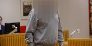 Mannen häktades av Falu tingsrätt på fredagseftermiddagen.