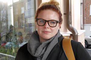 Stina Michelson (S) är ordförande i utbildningsnämnden.