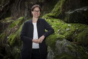 Johanna Sandahl är Naturskyddsföreningens ordförande.