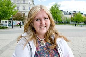 Jeanette Eklöf, 52, kurator, Sundsvall: