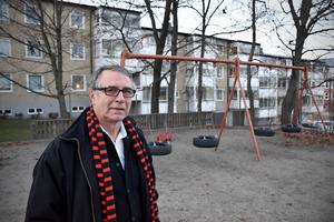 João Pinheiro (S), barn och utbildningsnämndens ordförande i Sundsvall.