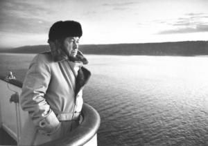 Aleksandr Solzjenitsyn tvingades i landsflykt 1974. Arkivbild: Ragnhild Haarstad/TT