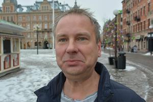 Mats Bohlin, 52, operatör SCA, Sundsvall.