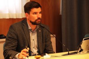 Markus Evensson, kommunstyrelsens ordförande och kommunalråd, berättar att Monica Hallqvist fick beskedet under tisdagskvällen.