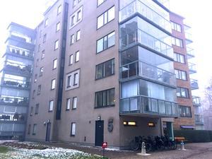 Den dyraste lägenhetsaffären skedde på Nanna Svartz gata 5. En bostadsrättsförening köpte. Säljare var byggföretaget NCC.