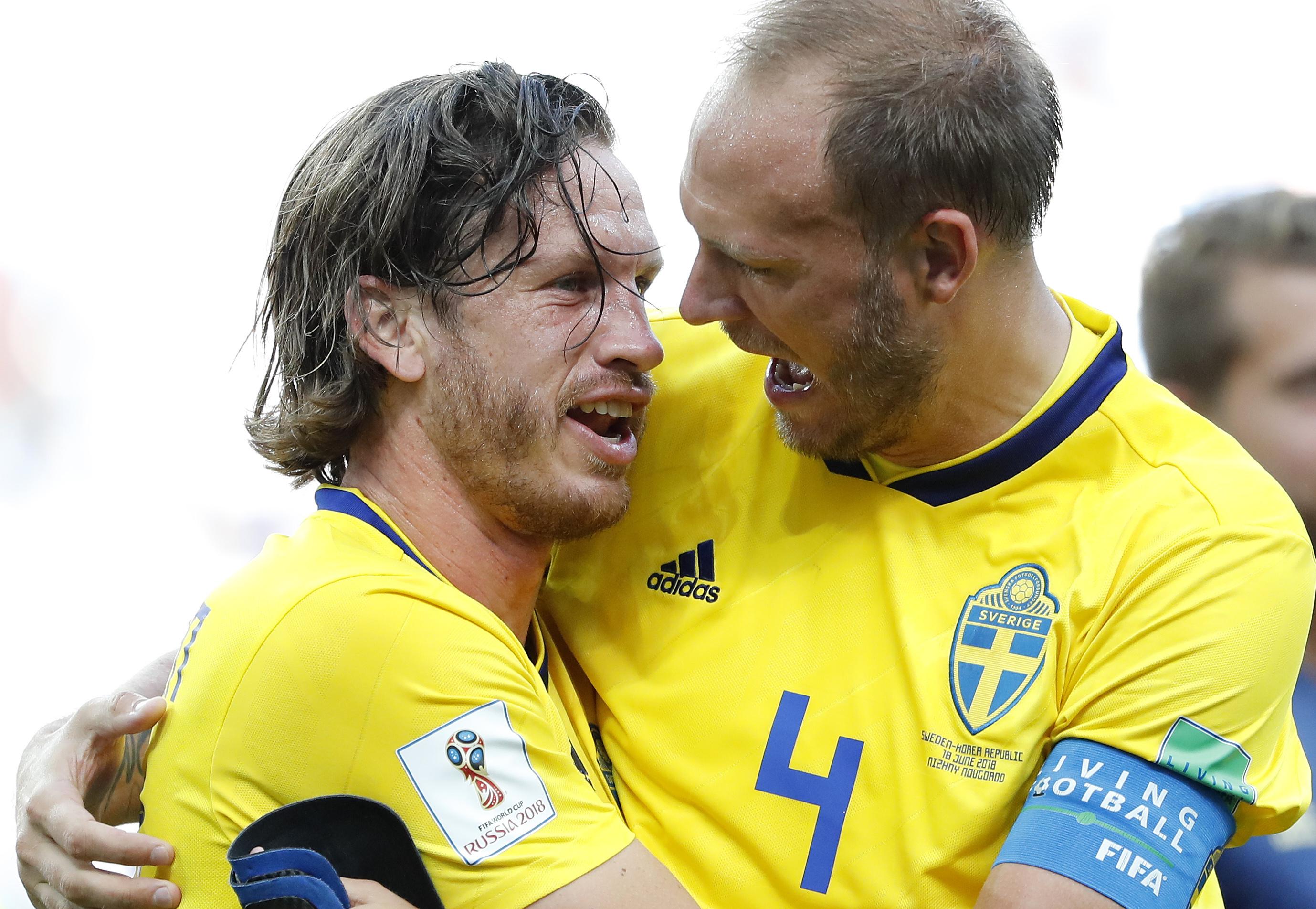 Sverige i vm final efter rysare