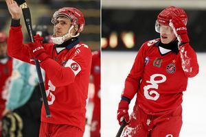 Yuri Vikulin och Erik Pettersson har båda lämnat Jenisej för Neftyanik.