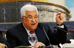 President Mahmoud Abbas vräkte ur sig antisemitisk smörja.