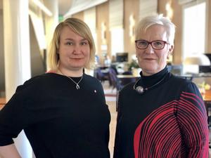 Kvinnor har kämpat för de här frågorna i decennier. Nu äntligen börjar det dyka upp män i debatten, skriver Elin Lundgren och Åsa Lindestam.