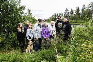 Boendena i Backsjön känner oro inför dammen och maktlöshet inför situationen.