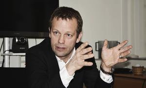 Kommundirektör Magnus Haglund Fotograf: Elin Holmberg