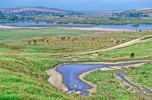En av Moldaviens naturtillgångar är den bördiga jorden.