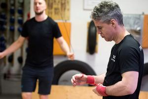 Gamache har varit Otto Wallins tränare sedan 2013 och han har sett stor utveckling under åren.