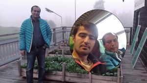 Munir bodde på asylboendet Bondasgården innan han lämnade Sverige. Munir och hans bästa vän Baktash Hussaini syns i den inklippta bilden. Foto: Privat.
