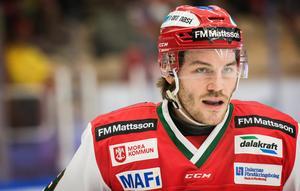 Moraforwarden Johan Persson ser fram emot nästa vecka då hans lag spelar tre viktiga matcher i kampen om en slutspelsplats.