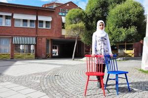 Shaymaa Alaw höll i våras tal i kommunfullmäktige där hon berättade om den kraft som finns i Torvalla och en längtan efter förändring. Hon bjöd in samtliga cirka 70 politiker i kommunfullmäktige till en temadag med namnet