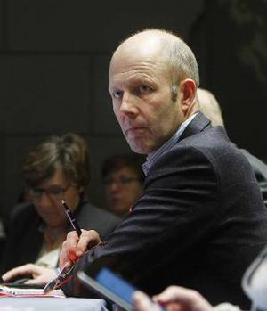 Mats-Johan Adner (M), socialnämndens ordförande.