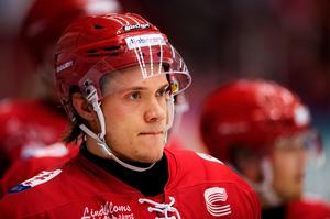 Didrik Strömberg är klar för HV71. Foto: Nils Jakobsson (Bildbyrån).