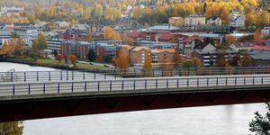 Två villainbrott rapporteras från samma kvarter i centrala Sollefteå. Brotten har skett medan husägarna var bortresta.