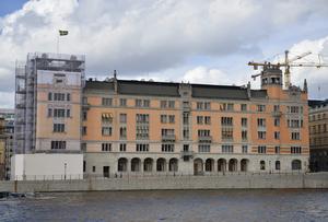 För ett par år sedan användes Orsasandsten när Regeringskansliet vid Rosenbad i Stockholm skulle restaureras. Nu har Orsasandsten utsetts till Årets Sten.