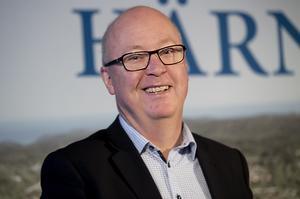 Uno Jonsson, tillväxtchef på Härnösands kommun.