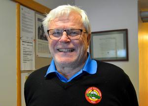 Hans Grandin vill att fler ska kunna använda Skönviksområdet för motion och rekreation.