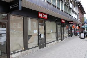 Anrika BK Data på Slaggatan i Falun stängde butiken för gott i mitten av juni. Orsaken var lönsamhetsproblem.