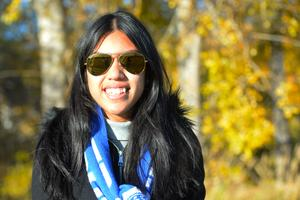 Suphanan Chatphutsa, 22 år, studerande, Hudiksvall.
