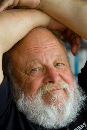 Sid Jansson. Foto: Thomas Fahlander
