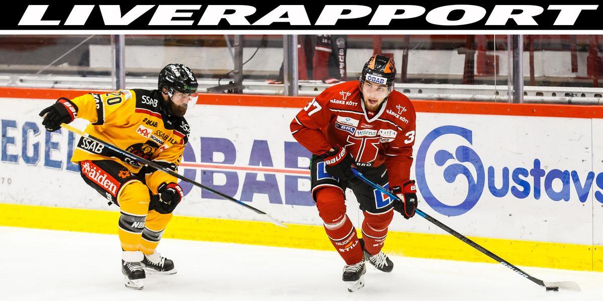 11.15: Örebro Hockey laddar om för att möta överraskningen – följ träningen här