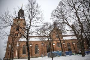 Arbetet i kyrkan inleddes 2 januari och kommer att pågå till mitten av 2020.