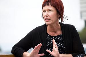Karin Sundin, regionråd med ansvar för hälso- och sjukvård (S).