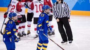 Sverige förlorade mot Japan och kan bli sist i hela OS. Bild: Jon Olav Nesvold/Bildbyrån.