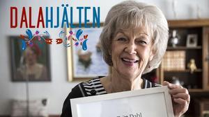 Morabon Ulla-Britt Dahl utsågs till Dalahjälten 2016. Utmärkelsen fick hon för att hon med sång och musik sprider glädje och ger livskvalitet till äldre i norra Dalarna – en eldsjäl.
