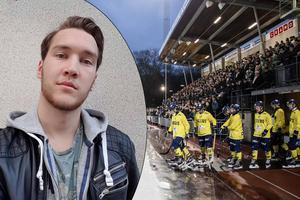 Rasmus Hård är ny i Tellus, hämtad från samarbetsföreningen GT/76. FOTO: Privat/TT