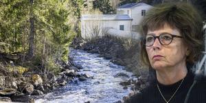 – Vi har verkat för att det ska vara så miljömässigt som möjligt i de båda åarna, säger Marie Centerwall. Foto: arkiv.