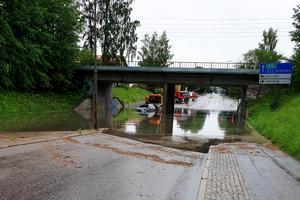 Sandvikens kommun har varit medveten om problemen med viadukten länge. Bild: Privat.