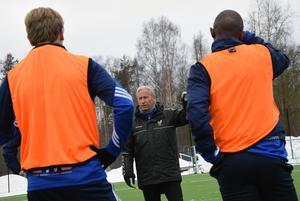 Lasse Ericson menar att det är viktigt att IFK Mora visar att det går att utveckla fotbollstalanger även norr om Siljan.