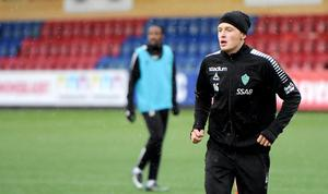 Nikita Kashaev spetsar till konkurrensen i IK Brage.