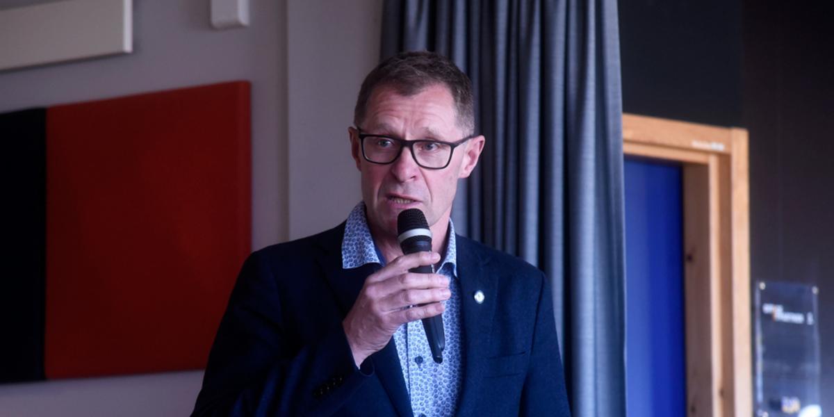 Agne Bengtsson slutar som klubbdirektör i HV71
