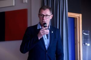 Agne Bengtsson, klubbdirektör i HV71.